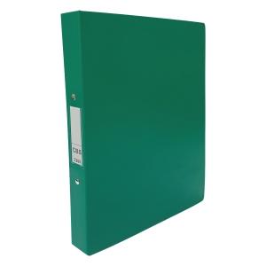 CBS A4 2-Ring Binder 36mm Green