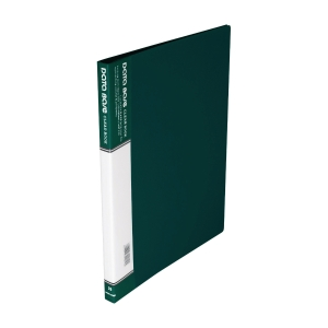 Data Base MT-20 資料簿 A4 20頁 綠色
