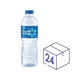 Bonaqua 飛雪 礦物質飲品 500毫升 - 24支裝