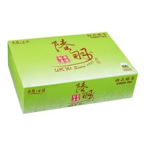 陸羽 雲南綠茶包 - 100包裝