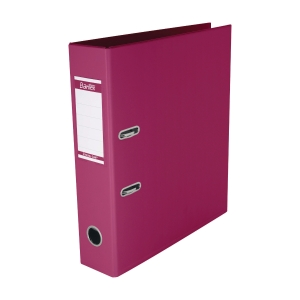 Bantex 辦得事 全包膠檔案夾 A4 3吋 粉紅色