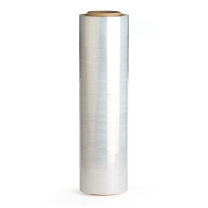 Jumbo Pallet Stretch Film 450mm x 144yd 3 inch Clear