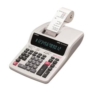 卡西歐 DR-270TM 雙色打印計算機 12位