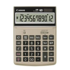 佳能 TS-1200TG 大型卓面計算機 12位