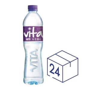 Vita 維他 蒸餾水700毫升 - 24支裝