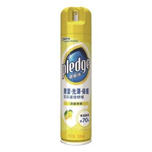 碧麗珠 傢俬護理噴蠟劑(檸檬味) 330亳升