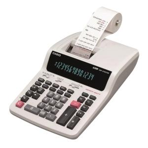卡西歐 DR-240TM 雙色打印計算機 14位