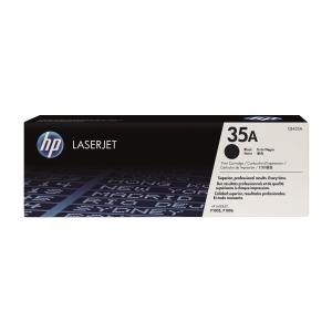 HP CB435A 鐳射碳粉盒 (黑色)