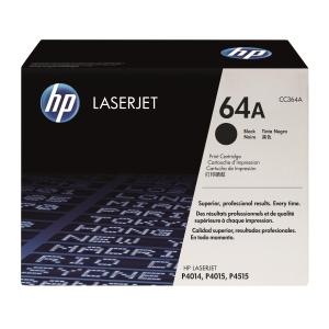 HP CC364A 鐳射碳粉盒 黑色