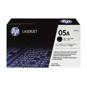 HP CE505A 鐳射碳粉盒 黑色