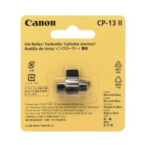 Canon IR40T/CP13 Calculator Ink Rollers Blue/Red