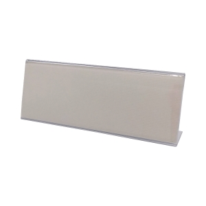 l-shape Card Stand 70 X 180mm