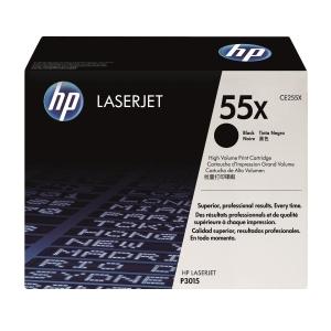 HP CE255X 鐳射碳粉盒 黑色