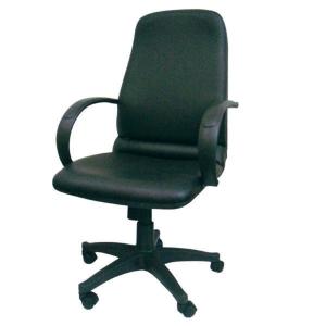 Sakura 仿皮可後仰高背油壓扶手轉椅 629AG