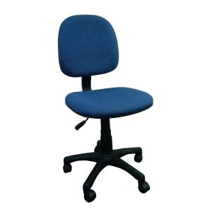 Sakura CG-888 中背油壓轉椅 藍色