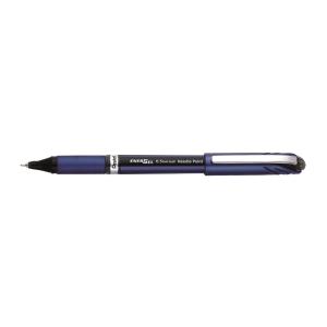 Pentel 蟠桃兒 ENERGEL EURO 啫喱筆 0.5毫米 黑色