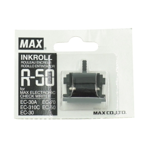 MAX Ribbon for Checkwriter EG30A Black