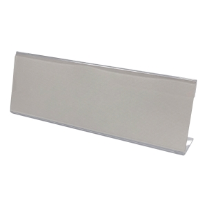 l-shape Card Stand 85 X 250mm