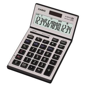 卡西歐 JS-140 TVS 中型卓面計算機 14位