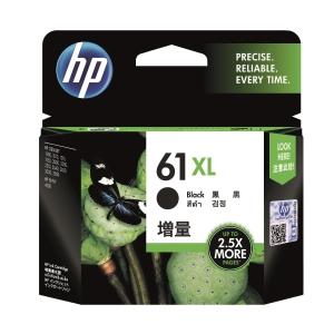 HP CH563 61XL 墨水盒 黑色