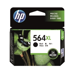 HP CN684WA 564XL 墨水盒 黑色