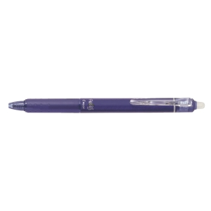 PILOT FriXion Clicker Retractable Pen 0.5mm Blue