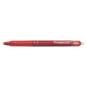 PILOT FriXion Clicker Retractable Pen 0.5mm Red