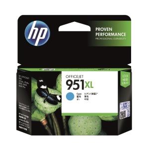 HP CN046AA 951XL 墨水盒 藍色