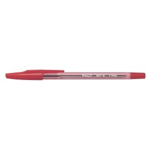PILOT 百樂牌 原子筆 0.7毫米 紅色