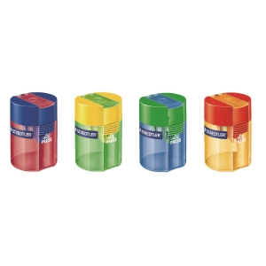 STAEDTLER Tub Sharpener Assorted Colour