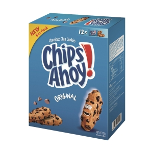 Chips Ahoy Chocolate Chips Cookies 21g - Pack of 12