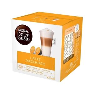 雀巢 Dolce Gusto 拿鐵咖啡膠囊 - 16粒裝