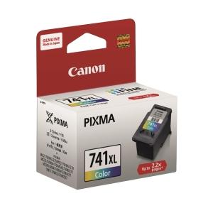 Canon 佳能 CL-741XL墨水盒 彩色