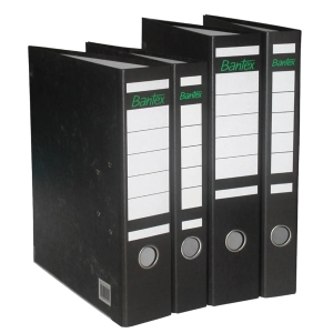 Bantex 辦得事 雲石紋過膠硬皮文件夾 3吋 A4