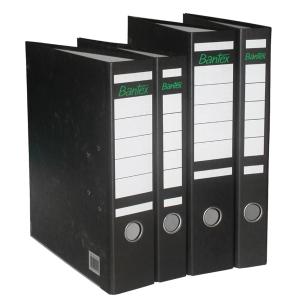 Bantex 辦得事 雲石紋過膠硬皮文件夾 3吋 F4