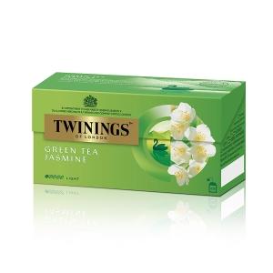 川寧茉莉花綠茶茶包(信封裝) - 25包裝