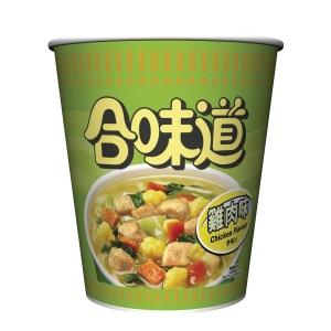 NISSIN 日清 合味道杯麵 雞味 75克
