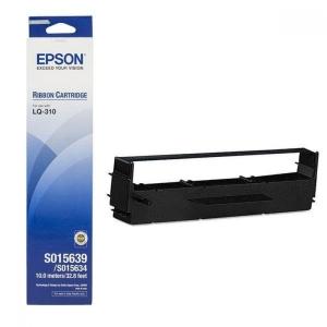 EPSON 原裝 C13S015639 列印機色帶 黑色