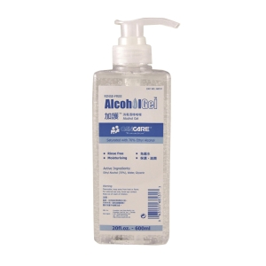 Cancare Alcohol Gel 600ml