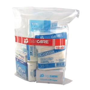 Cancare First Aid Box Refill - For 10-49 People