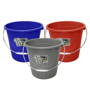 18L Round Pail (without Lid)