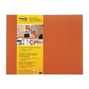 Post-it 558F Memo Board Tangelo