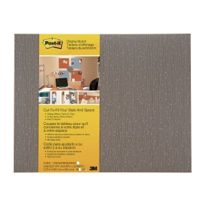 Post-it 558F Memo Board Mocha