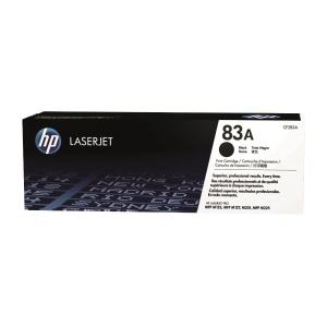 HP CF283A 鐳射碳粉盒 黑色