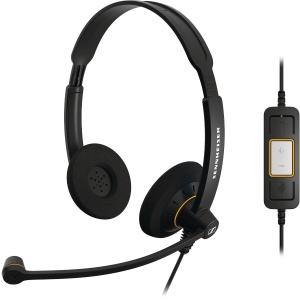 Sennheiser USB CTRL Wired Headset SC60 ML