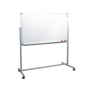 Double-Sided Magnetic Whiteboard 90 x 150 with Stand