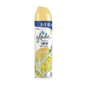 佳麗空氣清新劑 檸檬味 320毫升