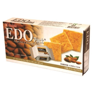 EDO Almond Cracker 133g