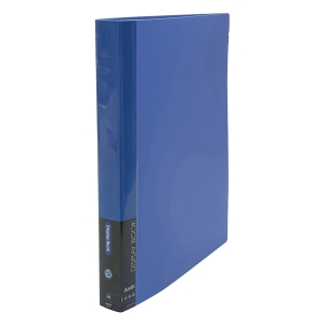Bantex 辦得事 活頁資料簿 20頁 A4 藍色