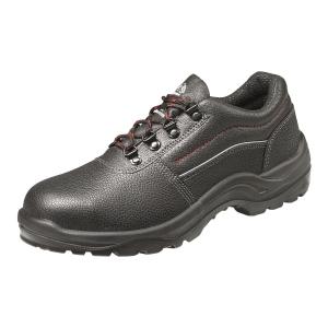 BATA BORA 鋼頭/鋼底壓花牛皮安全鞋 39碼